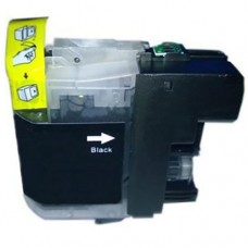 Brother LC-133BK Black Compatible Ink Cartridge