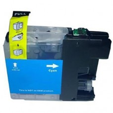Brother LC-133C Cyan Compatible Ink Cartridge