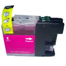 Brother LC-133M Magenta Compatible Ink Cartridge