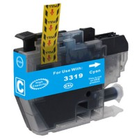 Brother LC-3319XLC Cyan Compatible Ink Cartridge
