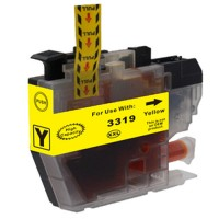 Brother LC-3319XLY Yellow Compatible Ink Cartridge