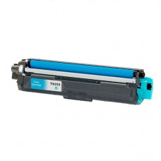 Brother TN-255C Cyan Compatible Toner Cartridge