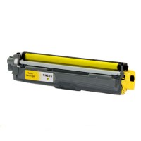 Brother TN-255Y Yellow Compatible Toner Cartridge