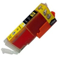 Canon CLI-651XLY Yellow Compatible Ink Cartridge