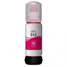 Epson T512 Magenta Compatible Ink Refill Bottle
