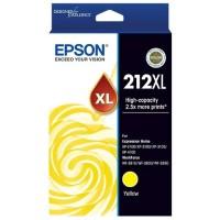Epson 212XL Yellow Ink Cartridge High-Capacity