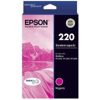 Epson 220 Magenta Ink Cartridge