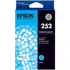 Epson 252 Cyan Ink Cartridge