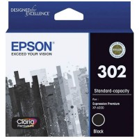 Epson 302 Black Premium Ink Cartridge