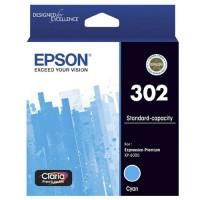 Epson 302 Cyan Premium Ink Cartridge