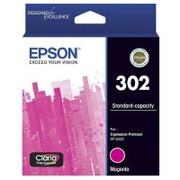 Epson 302 Magenta Premium Ink Cartridge