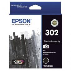 Epson 302 Photo Black Premium Ink Cartridge