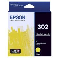 Epson 302 Yellow Premium Ink Cartridge