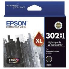 Epson 302XL Black Premium Ink Cartridge