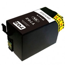 Epson 702XL Black Compatible Ink Cartridge