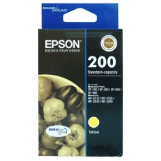 Epson 200 Yellow Ink Cartridge Standard Capacity