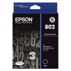 Epson 802 Black Ink Cartridge