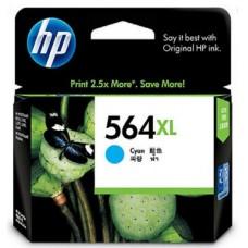 HP 564XL Cyan Ink Cartridge