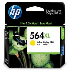HP 564XL Yellow Ink Cartridge