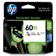 HP 60XL Tri-colour Original Ink Cartridge