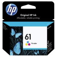 HP 61 Tri-Colour Original Ink Cartridge