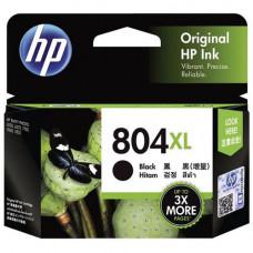 HP 804XL (T6N12AA) Black Original Ink Cartridge