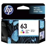 HP 63 Tri-colour Original Ink Cartridge