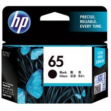 HP 65 Black Original Ink Cartridge