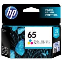 HP 65 Tri-Colour Original Ink Cartridge